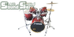 SONORドラムセット FORCE2007 Stage1